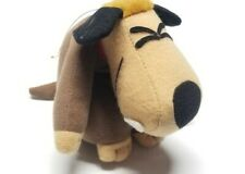New ListingHanna Barbera Muttley vintage plush - Wacky Races 5 in. 1992