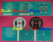 CD Elektronica Vol. 11 Compilation CARPENTER KRUSTY RUSTY no mc dvd vhs (C34*)