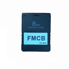 Free McBoot FMCB 8MB Memory Card v1.953 for Sony Playstation2 PS2