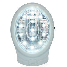 Emergency Light Outdoor Indoor Rechargeable Evacuation Blackout Warning LED Lamp