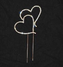 Diamantes De Imitación STRASS Pastel Escoge decoración con gas Boda