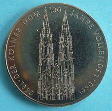 5 DM Gedenkmünze, Kölner Dom