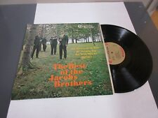 The Best of The Jacobs Brothers~Christian Gospel~LP Record NM