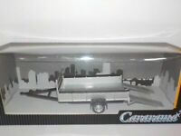 TRAILER MODEL CAR VEHICLE 1:43 SIZE FLATBED CARARAMA WITH RAMPS RECOVERY