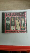 The Lurkers - This Dirty Town CD (Clay CLAYCD104) NEW SEALED