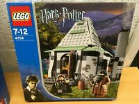 HARRY POTTER LEGO 4754 HAGRID'S HUT COMPLETE BOXED