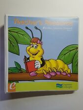Earobics Literacy Launch Step 1 Teacher's Resource book Cognitive Concepts, 2001