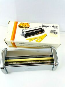 MARCATO Lasagne Ricce Aattachment For ATLAS Made In Italy -12mm Vntg