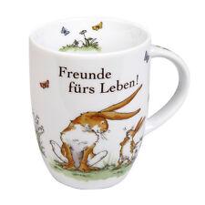 """Kaffeebecher """"FREUNDE FÜR`S LEBEN!"""" Becher von GlasXpert"""