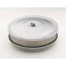 "Mr Gasket 9791 Custom Style 10"" Air Cleaner - Diameter fits 5-1/8"" Carb Necks"