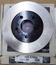 BRAND NEW RAYBESTOS FRONT BRAKE ROTOR 121.67034 FITS VEHICLES LISTED ON CHART
