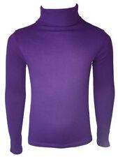 T-shirts, hauts et chemises violet à manches longues pour fille de 4 à 5 ans