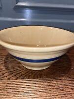 Antique Stoneware Mixing Bowl