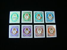 Norway Scott #1282a-1291 Set Mint Never Hinged O.G. Nice!!