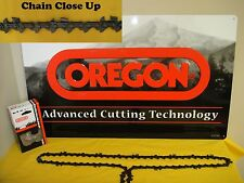 "WAO Professional Skip/Chisel Chain by Oregon 3/8"" Pitch .050gauge 105DL (cc)"