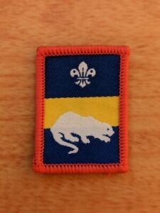 Scout Patrol Badges