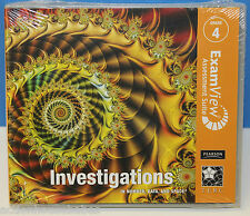 Investigations Examview Assessment Suite Grade 4 Cd-Rom - Brand New