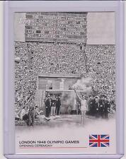 RARE 2012 TOPPS OLYMPIC OPENING CEREMONY CARD LONDON 1948 #OC-11