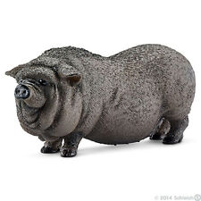 *NEW* SCHLEICH 13747 Pot Bellied Pig - Farm Animals - RETIRED