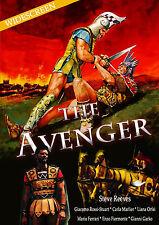 The Avenger (1962) Steve Reeves & Liana Orfei (DVD) Widescreen