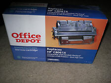 Office Depot Remanufactured Laser Toner Cartridge C8061X New!!!