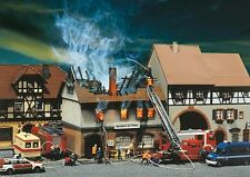 Faller 130429 H0 Brandruine Gasthaus Zur Sonne NEU OVP+