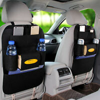 New Tidy Auto Car Back Seat Multi Pocket Storage Organizer Tissue Holder·Bag,pro