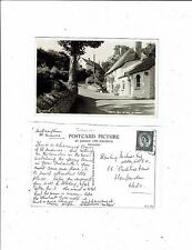 POST CARD REAL PHOTO 19737. MILL COTTAGE. ST. MAWES