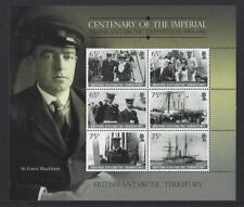 BRITISH ANTARCTIC TERRITORY 2013 CENTENARY OF THE IMPERIAL SHEETLET UNMOUNTED