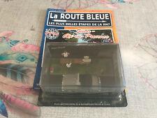 Voiture Miniature Panhard Dyna Junior Etape 28 La Route Bleue RN7 1/43