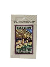 Mesa Verde National Park - Patch (Cliff Palace) World Cultural Heritage Site