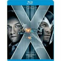 X-Men: First Class (Blu-ray Disc, 2013, Includes Digital Copy)