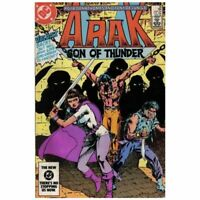 Arak/Son of Thunder #38 in Near Mint condition. DC comics [*4t]
