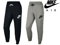 Men's Nike Air Joggers Slim Fleece Tracksuit Sweat Training Jogging Bottoms Gym
