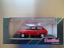 Ford Fiesta L MK1 - 1:43 Rot