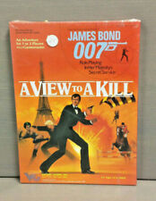 Victory James Bond View to a Kill, A Box SW