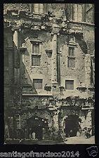 ITALY 240 ROMA -208 Rovine del Teatro Marrello (E. Richter)
