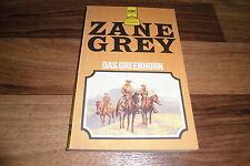 Zane Grey -- das GREENHORN // Heyne Western Classics 2676 von 1983