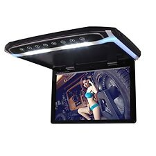 12.1 Inch In Car Roof Overhead Flip Down LED HD Monitor MP4 MP5 Video Player