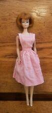 Vintage American Girl Barbie Doll NOT Marked Japan 1958 Mattel Bendable Legs