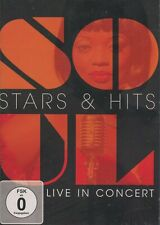 Stars & Hits : James Brown, BB King, Martha Reeves, Pointer Sisters Live (4 DVD)