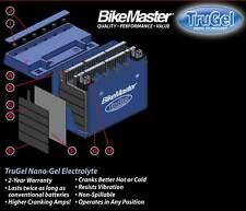 TruGel Battery YTX9-BS Honda CB400 NT650 CH150 VFR750 CBR600 VT600 CBR900 RR