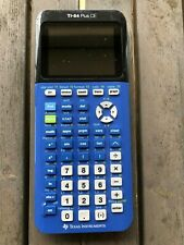Texas Instruments TI-84 Plus CE Graphing Calculator - no charging cable or cover