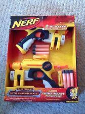 Pre Owned But Never Used Nerf 2 Blaster N-Strike Nite-Finder EX-3.