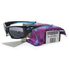 Oakley OO 9095-18 SCALPEL Polished Black Grey Mens London Games Sport Sunglasses