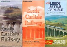 Settle Carlisle line Northern Spirit viaducts Denthead timetables Class 31 156