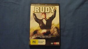 Rudy Sean Astin Ned Beatty - DVD - R4 - Free Tracking