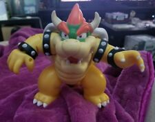 "World Of Nintendo BOWSER 6"" Figure JAKKS PACIFIC LOOSE MARIO PEACH SMASH BROS"