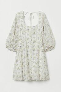 NEW Brock Collection X H&M Lyocell Blend Floral Dress XL
