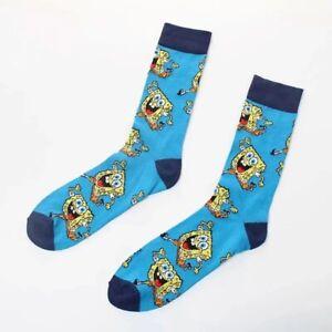 BN Sponge Bob Novelty Socks - One Size